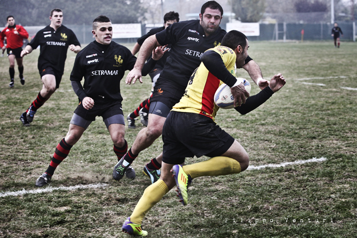 Romagna Rugby VS Amatori Rugby Alghero (photo 14)