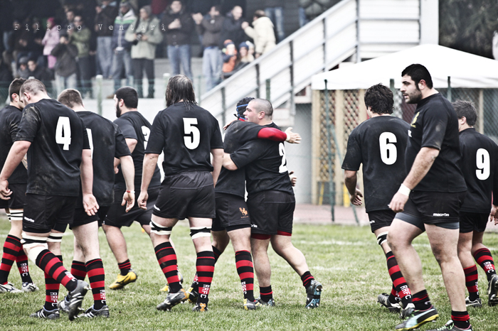 Romagna Rugby VS Amatori Rugby Alghero (photo 15)