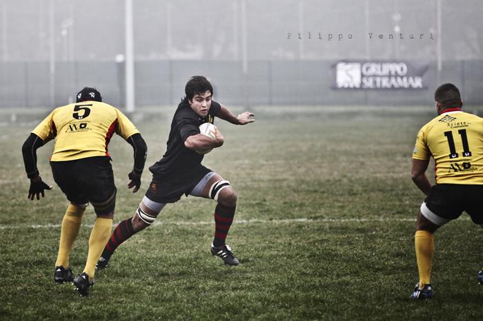 Romagna Rugby VS Amatori Rugby Alghero (photo 16)