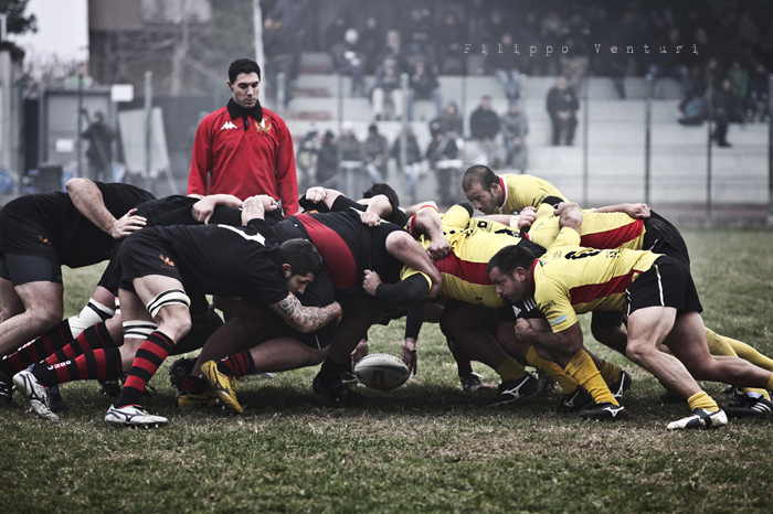 Romagna Rugby VS Amatori Rugby Alghero (photo 17)