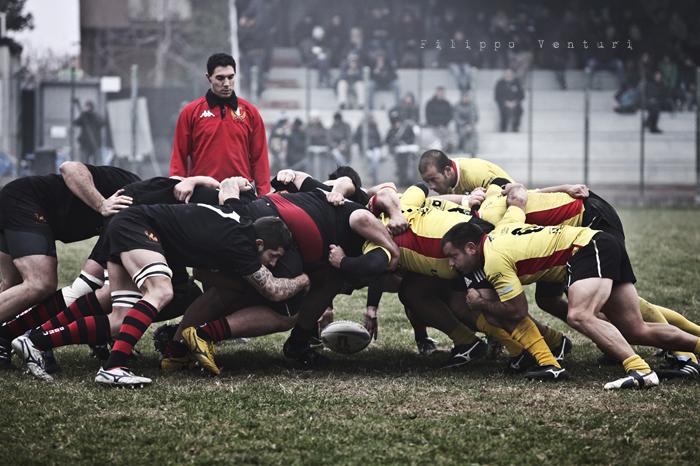 Romagna Rugby VS Amatori Rugby Alghero (photo 17)