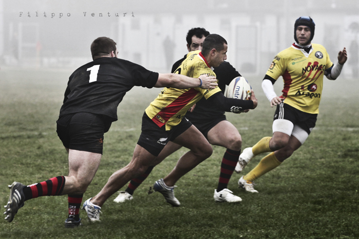 Romagna Rugby VS Amatori Rugby Alghero (photo 23)