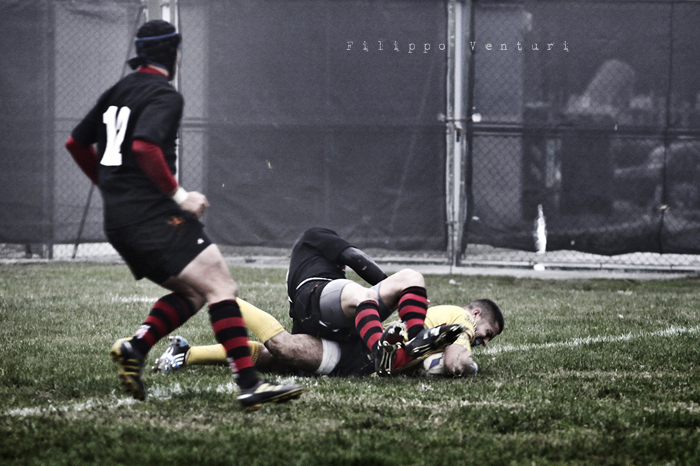Romagna Rugby VS Amatori Rugby Alghero (photo 24)