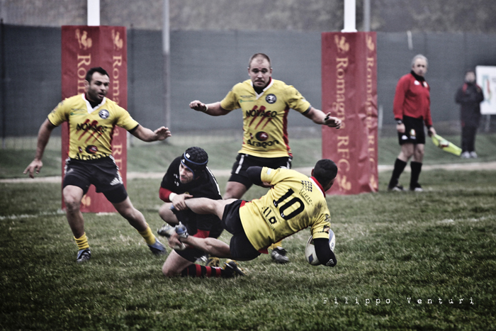 Romagna Rugby VS Amatori Rugby Alghero (photo 25)