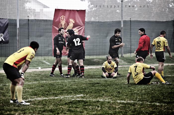 Romagna Rugby VS Amatori Rugby Alghero (photo 26)