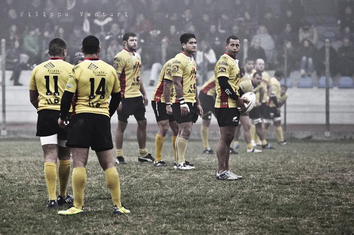 Romagna Rugby VS Amatori Rugby Alghero (photo 27)