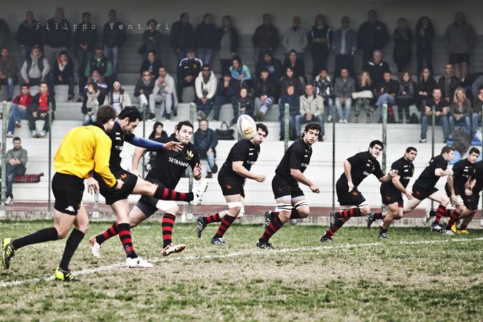 Romagna Rugby VS Rubano Rugby (foto 1)