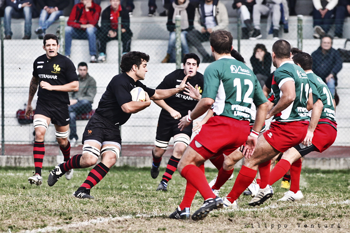 Romagna Rugby VS Rubano Rugby (foto 2)