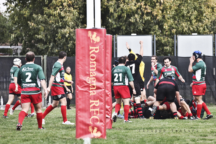 Romagna Rugby VS Rubano Rugby (foto 3)
