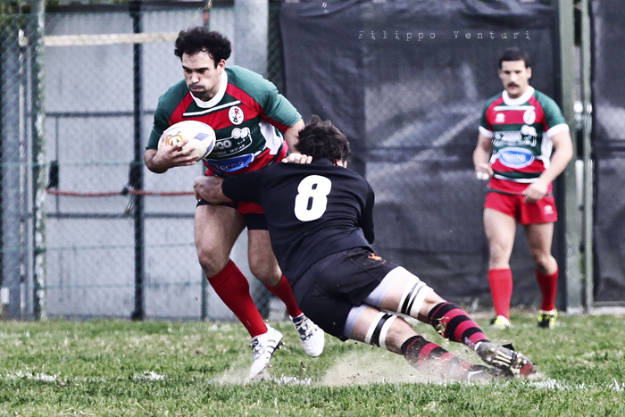Romagna Rugby VS Rubano Rugby (foto 4)