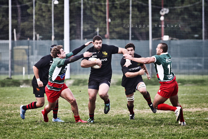 Romagna Rugby VS Rubano Rugby (foto 5)