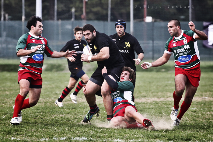Romagna Rugby VS Rubano Rugby (foto 6)