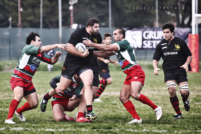 Romagna Rugby VS Rubano Rugby (foto 7)