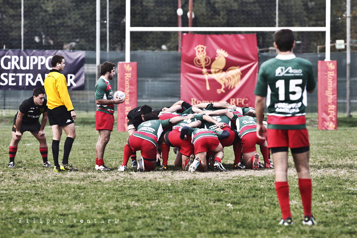 Romagna Rugby VS Rubano Rugby (foto 9)