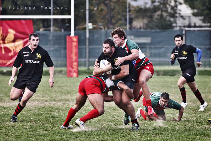 Romagna Rugby VS Rubano Rugby (foto 10)