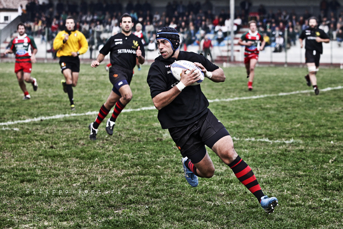 Romagna Rugby VS Rubano Rugby (foto 12)