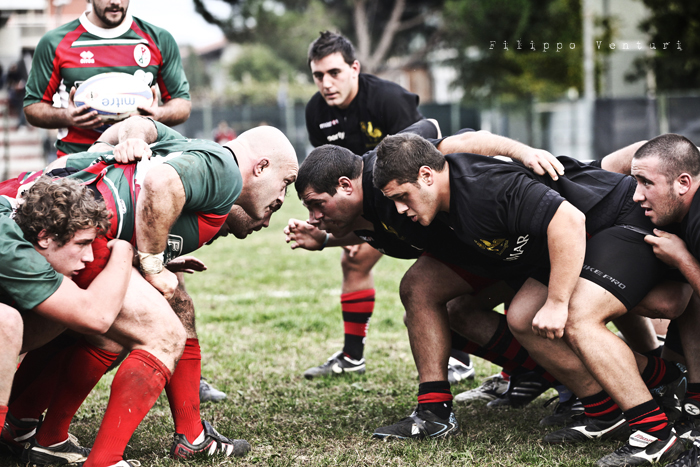 Romagna Rugby VS Rubano Rugby (foto 14)