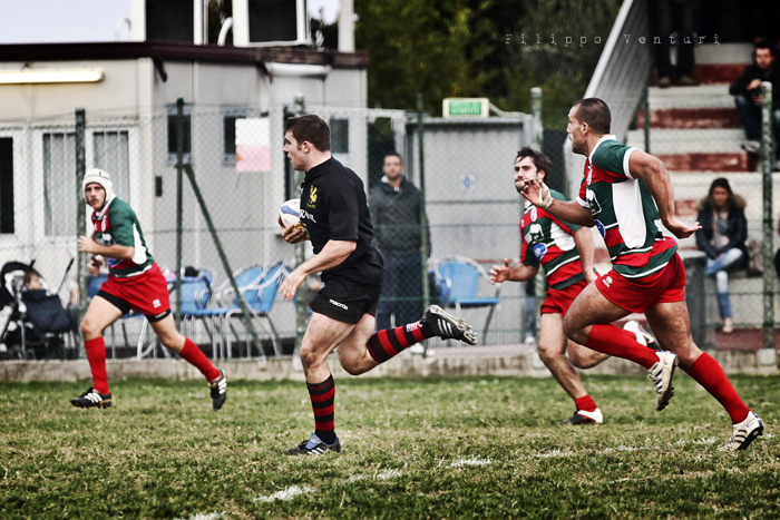 Romagna Rugby VS Rubano Rugby (foto 16)