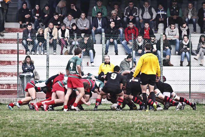 Romagna Rugby VS Rubano Rugby (foto 17)