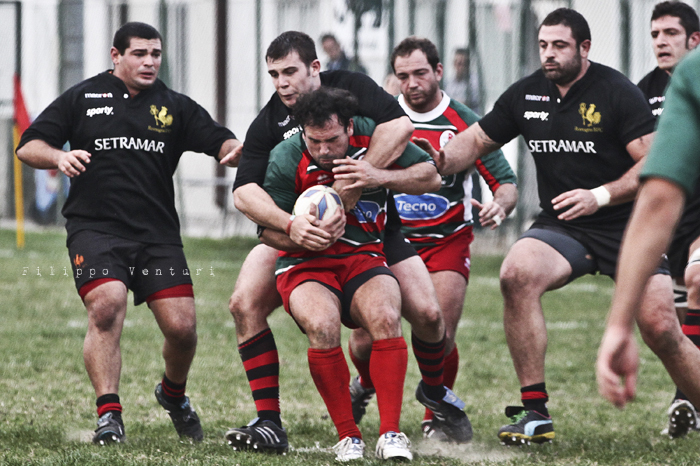 Romagna Rugby VS Rubano Rugby (foto 18)