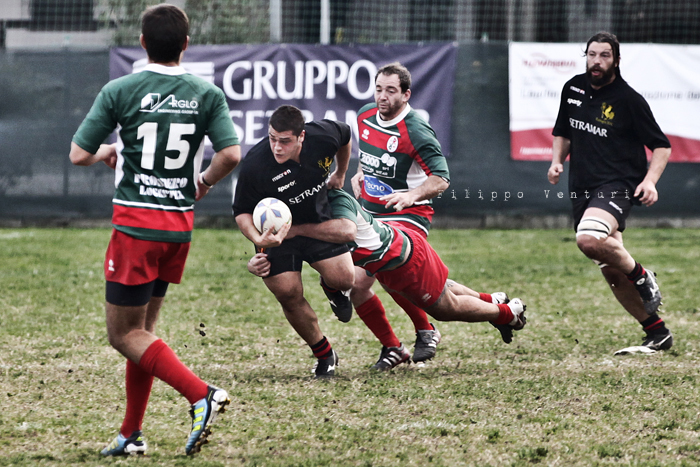 Romagna Rugby VS Rubano Rugby (foto 20)