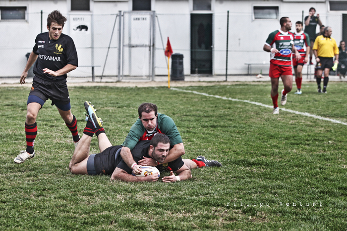 Romagna Rugby VS Rubano Rugby (foto 21)