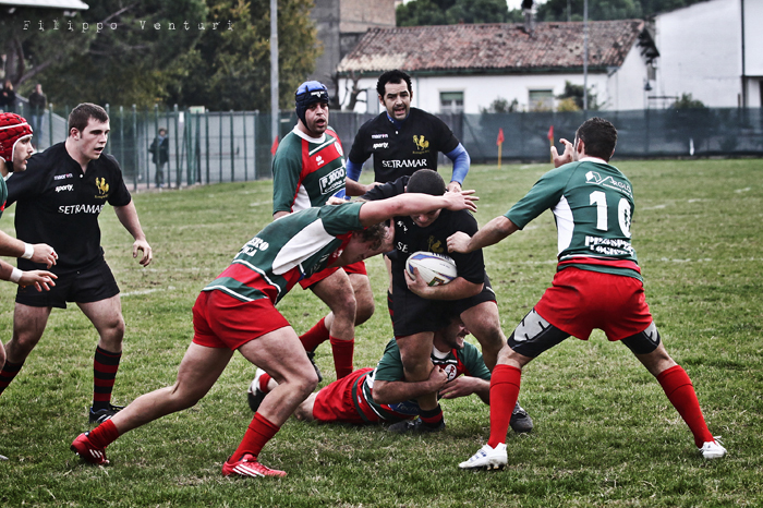 Romagna Rugby VS Rubano Rugby (foto 22)