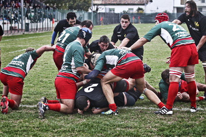 Romagna Rugby VS Rubano Rugby (foto 23)