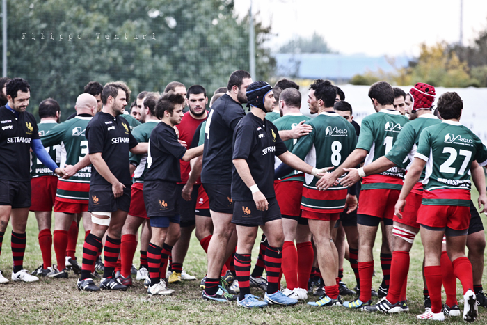 Romagna Rugby VS Rubano Rugby (foto 28)
