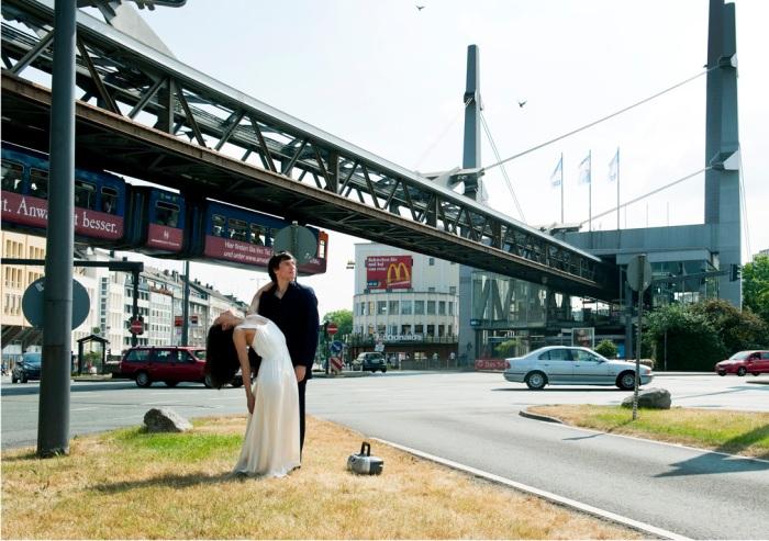 Pina 3D di Wim Wenders (film su Pina Bausch) foto 1