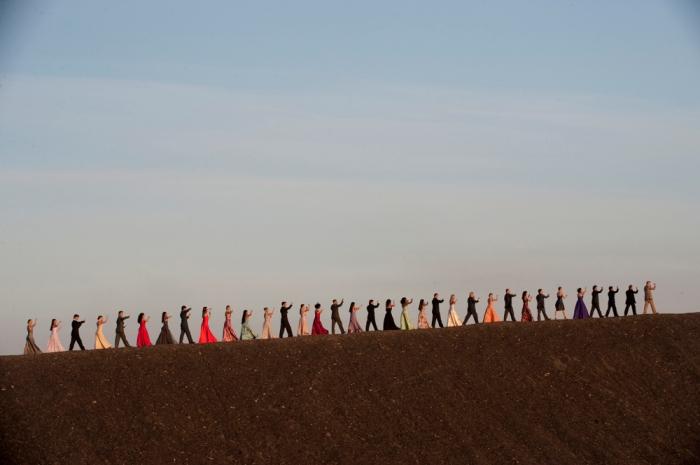 Pina 3D di Wim Wenders (film su Pina Bausch) foto 10