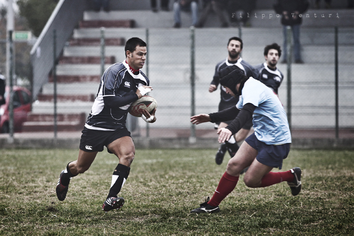Cesena Rugby VS Faenza Rugby, foto 2