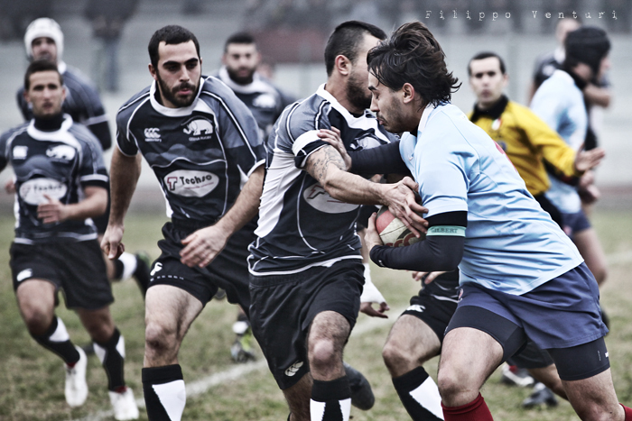 Cesena Rugby VS Faenza Rugby, foto 3