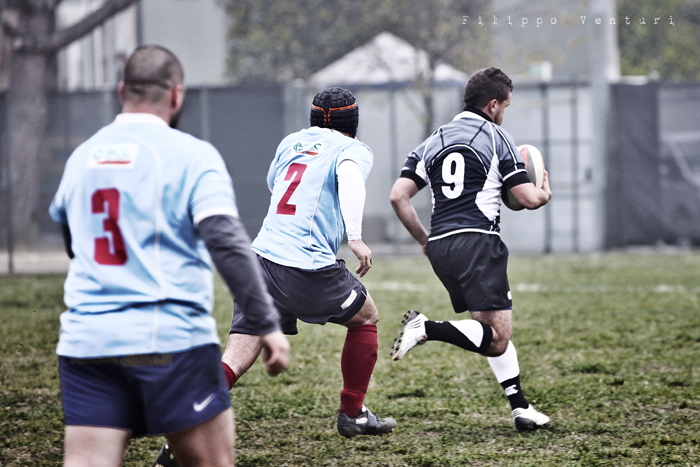 Cesena Rugby VS Faenza Rugby, foto 4