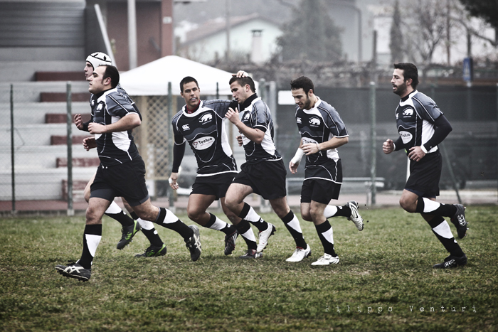 Cesena Rugby VS Faenza Rugby, foto 5