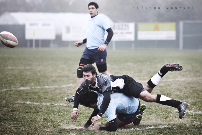 Cesena Rugby VS Faenza Rugby, foto 8