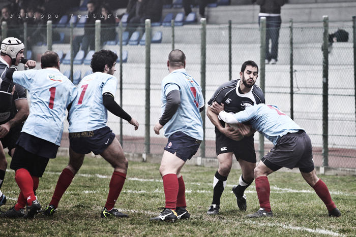 Cesena Rugby VS Faenza Rugby, foto 9