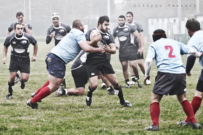 Cesena Rugby VS Faenza Rugby, foto 11