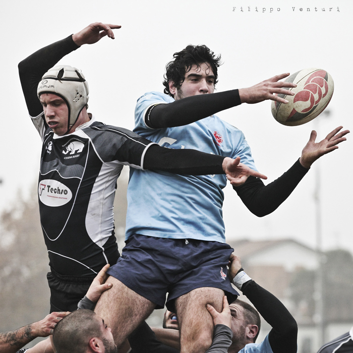 Cesena Rugby VS Faenza Rugby, foto 13