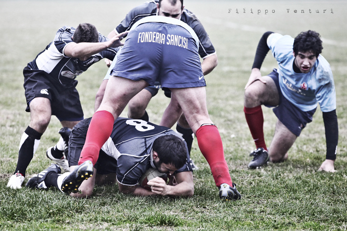 Cesena Rugby VS Faenza Rugby, foto 14
