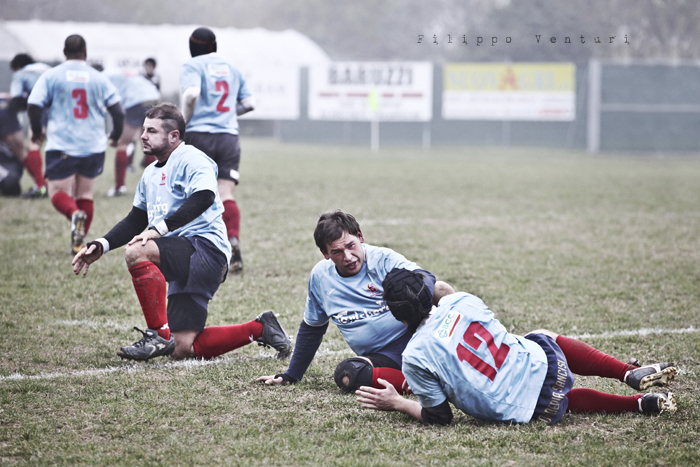 Cesena Rugby VS Faenza Rugby, foto 22