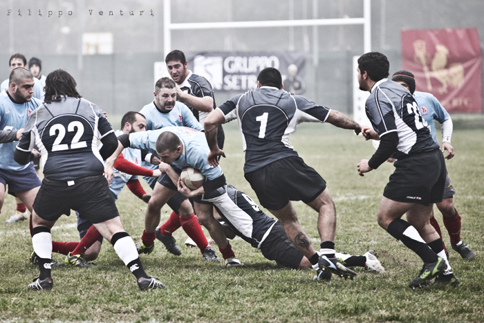 Cesena Rugby VS Faenza Rugby, foto 25