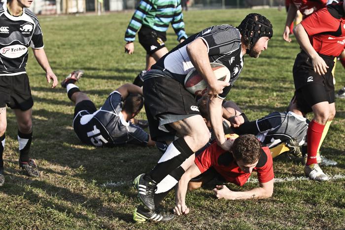 Cesena Rugby VS Meldola Rugby, foto 2