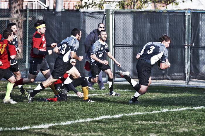 Cesena Rugby VS Meldola Rugby, foto 3