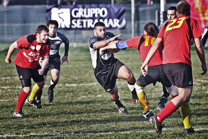 Cesena Rugby VS Meldola Rugby, foto 12