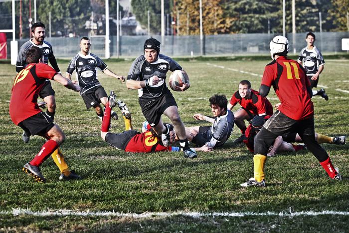 Cesena Rugby VS Meldola Rugby, foto 14