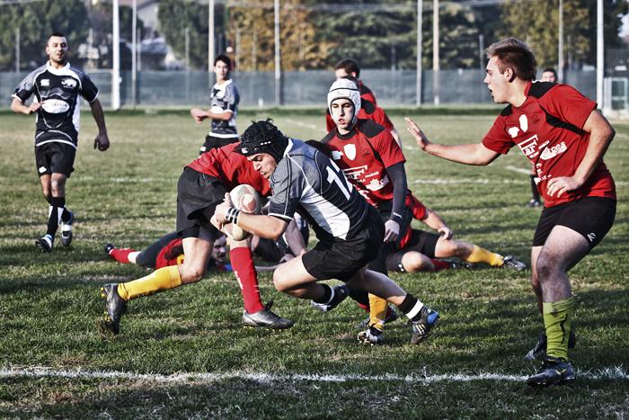 Cesena Rugby VS Meldola Rugby, foto 15