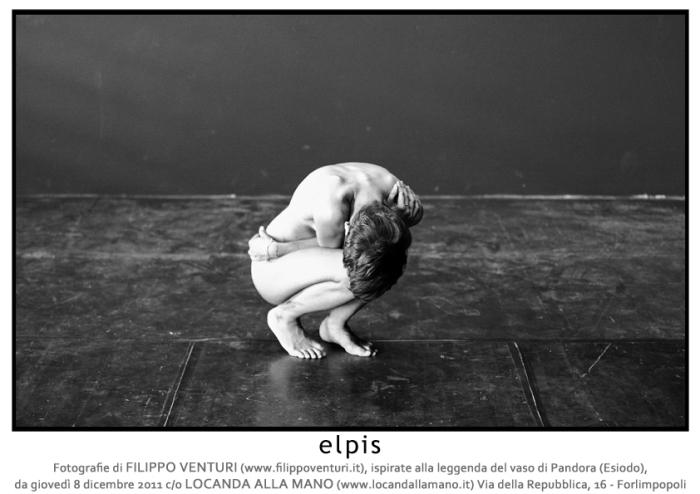 Elpis, eposizione fotografica presso la Locanda alla Mano