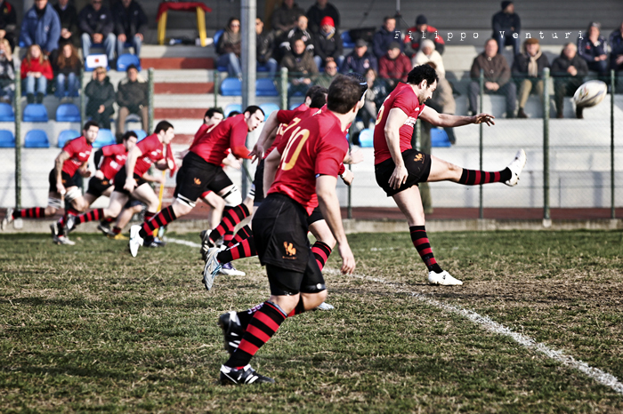 Romagna RFC VS Rugby Badia, foto 1