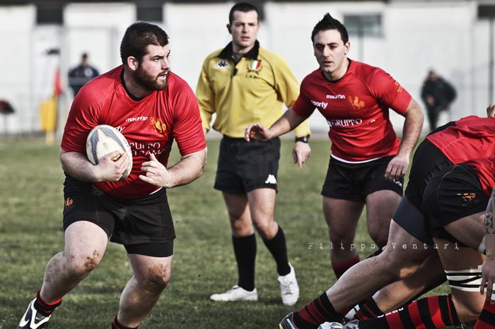 Romagna RFC VS Rugby Badia, foto 2